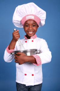 Cover photo for 4-H Health Chefs