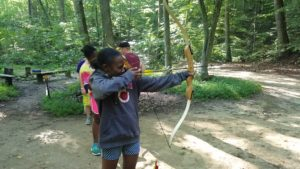 Cover photo for 4-H Residential Camp (Overnight)