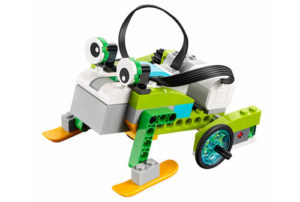 Cover photo for S.T.E.M. Saturday: WeDo Lego