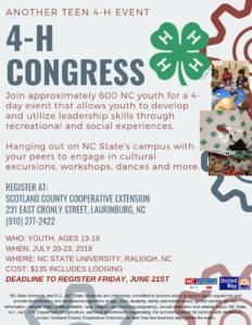 4-H Congress 2019