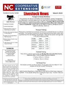 Livestock News